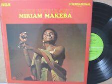 The World Of Miriam Makeba-Best African Soul Funk 60s LP (The Skylarks) EX Vinyl