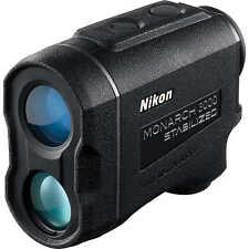 Nikon Monarch 3000 6x 21mm Stabilized Laser Rangefinder - 16556
