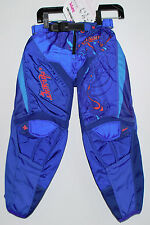 New Answer WMX Womens MX Pant Girls Size 22 Blue A9 Style ATV Dirtbike