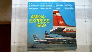 Amiga Express 1969 u.a. mit Nina & Britt Vinyl LP (Amiga 1969)