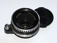 NICE Carl Zeiss Jena Tessar 2.8/50 Zebra Manual Focus Lens Exakta mount
