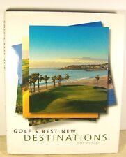 Golf's Best New Destinations Brian McCallen (2006 Hardcover) Coffee Table Book