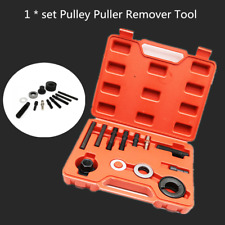 12xPulley Puller Installer Repair Set Power Steering Pump Remover Alternator Kit