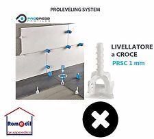 Livellatori Pavimento Piastrelle Proleveling Sistem 100 PZ CROCE C PRSC 1 2 3 MM