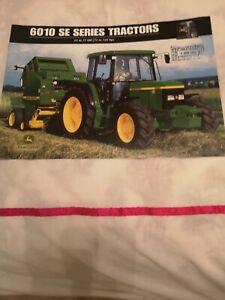 John Deere 6010 SE Series Tractor Brochure