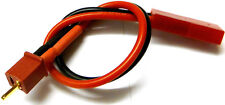 C7016B Compatible JST Female Plug to Micro T-Plug Connector Battery Cable 20AWG
