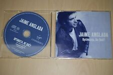 Jaime Anglada - Optimista. De que?. JAESP3 CD-SINGLE PROMO