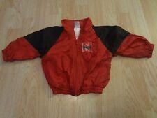 Infant/Baby Nebraska Cornhuskers 18 Mo Vintage Jacket Windbreaker