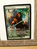 Magic the Gathering Nissa's Chosen Extended Art Promo M/NM