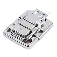 Hot Stainless Steel Toggle Latch For Chest Box Case Suitcase Tool Clasp Silver
