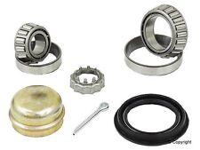 For VW Golf Jetta Cabrio Rabbit Corrado Passat Rear Wheel Bearing Kit W/ Nut NEW
