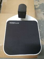New listing Jincomso Mouse Tray Rotating Tray Mouse Pad Tray Desk Mount