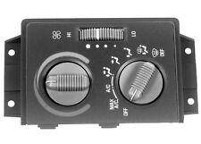 NEW ACDELCO 15-72204 HVAC CONTROL PANEL FOR BLAZER S10 JIMMY SONOMA BRAVADA