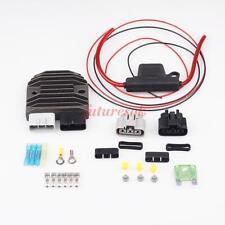 Universal Motorcycle Voltage Regulator Rectifier Kit f Shindengen Mosfet FH020AA