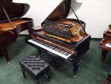 """C. Bechstein Restored 6'7"""" Grand Piano, Rebuilt by Master European Craftsmen"""