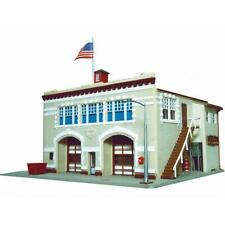 HO Scale - Hampden Fire House BUILDING KIT, 433-1390