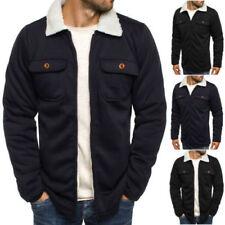 Sweatshirts normale Herren-Kapuzenpullover & -Sweats mit Reißverschluss