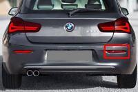 BMW NEW GENUINE F21 F20 15-16 1 SERIES REAR BUMPER RIGHT O/S REFLECTOR 7363788