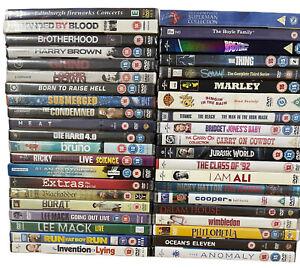 41 Brand New Job Lot DVD Bundle Great reseller Various Genre