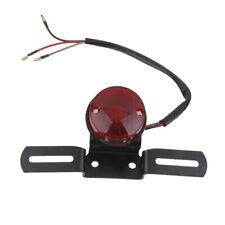 Moto LED Rouge Feu Arrière Stop Stop Lampe De Lumière Pour