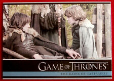 GAME OF THRONES - THE RAINS OF CASTAMERE - Season 3, Card #26 - Rittenhouse 2014