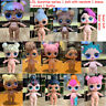 LOL Surprise rare doll & Random dress shoes Bottle accessory Gift Kitty Queen