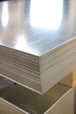 LAMIERA ZINCATA 500X500 MM SPESSORE 1,5 MM