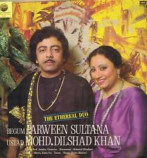 LP INDIA PARWEEN SULTANA & MOHD.DILSHAD KHAN ETHEREAL DUO