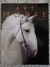 ART HORSE Magazine Back Issue No. 15 2012 Equine Texas