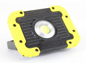 LED Strahler Arbeitslampe 6W COB mit 450 Lumen Lampe Arbeitslicht Scheinwerfer
