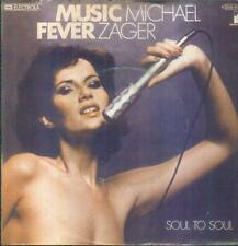 """7"""" Michael Zager/Music Fever (D) Cut Out"""