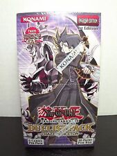 Duelist Pack Chazz Princeton 1st EDITION Yugioh Booster Box 30 Packs NEW SEALED