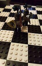 Lego Chess kingdoms knight figurines