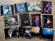 THE WHO - THE KIDS ARE ALRIGHT scarce German lobby card set(12) 1981 Keith Moon