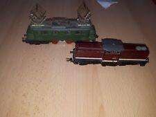 Lock H0 Deutsche Reichsbahn 110 025- 4 und E 44 131-Lok H0