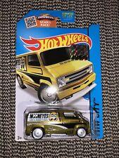 Hot Wheels Super Treasure Hunt Custom 77 Dodge Van Mooneyes Factory Sealed 2015