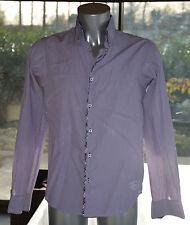 KAPORAL - Très jolie chemise  manches longues violet - Taille M - EXCELLENT ÉTAT