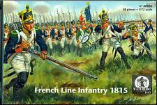 Waterloo 1815 Miniatures 1/72 1815 FRENCH LINE INFANTRY Set