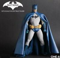 """Batman Classic Blue 1/6 Scale Crazy Toys 12"""" Figure DC Comics 30"""