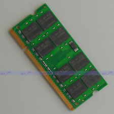 2GO DDR2 800 800mhz PC2 6400 So-dimm Laptop RAM Notebook mémoire Non-ECC ddr2