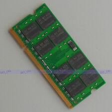 2GO DDR2 800 800mhz PC2 6400 So-dimm Laptop RAM Notebook mémoire Non-ECC ddr2