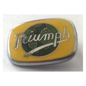 TRIUMPH Badge Pin's 22mm  x 17mm