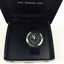 Traser H3 P5900 Type 3 Swiss Tritium Military Tactical Wrist Watch Includes Box