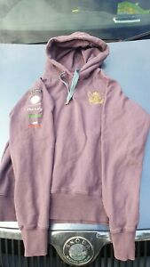Joules Hoodie Mary King Limited Edition Horse Riding UK 14