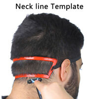 Neck Hair Line Guide Neckline Hairline Haircuts Template Shaving Trimming H 2-