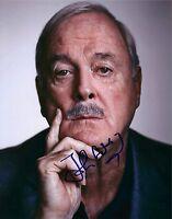 John Cleese signed 8x10 photo - Monty Phyton, 007