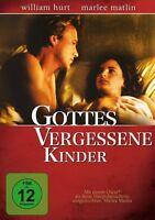 PHILIP BOSCO/WILLIAM HURT/PIPER LAURIE - GOTTES VERGESSENE KINDER   DVD NEU