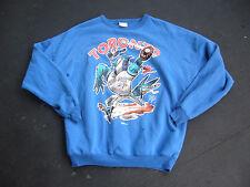 Vintage Toronto Blue Jay Sweatshirt made by Ravens/ Jack Davis Art Canada Mens L