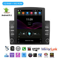 "9.7""Android 9.1 Quad-core Car Stereo Gps Navigation Radio Player 1Din Wifi 1+16G"