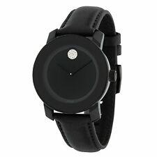 Movado 3600483 Women's Bold Black Quartz Watch